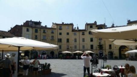 Auf in die Toskana