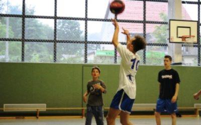 Profi-Basketball gewonnen